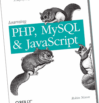 Couverture du livre Learning PHP, MySQL & JavaScript